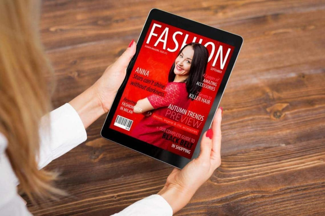 magazine féminin